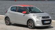 Essai Citroën C1 : la belle-soeur
