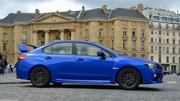 Essai Subaru WRX STI