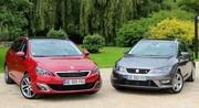 Essai Peugeot 308 SW vs Seat Leon ST : Combat de coffres