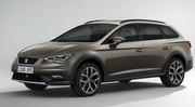Seat Leon X-Perience (2014) : un break tout chemin en attendant un vrai SUV