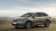 """Nouvelle Seat Leon ST X-Perience: """"SUV like"""""""