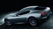 Future Maserati Alfieri: le concept en vrai