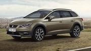 Seat Leon X-Perience 2014 : le break compact se fait baroudeur et 4x4