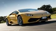 Essai Lamborghini Huracan LP 610-4 : La vie facile