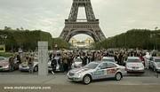 De Paris à Beijing en Mercedes