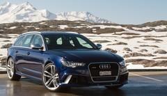 Essai Audi RS6 Avant: Trans Audi Express