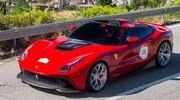 Une Ferrari unique, ou le caprice d'un enfant gâté