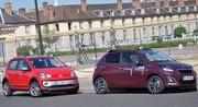 Essai Peugeot 108 contre Volkswagen Up! : la ville en couleur