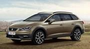 Seat Leon X-Perience : la ST 4Drive prend de la hauteur