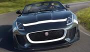 Jaguar F-Type Project 7, limitée à 250 exemplaires