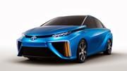 Toyota lancera sa voiture à pile à combustible l'année prochaine