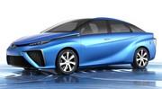 Toyota : première voiture à hydrogène prévue pour avril 2015