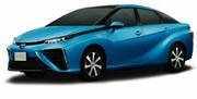 """50 000 euros pour la première Toyota """"pile à combustible"""""""