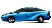 Toyota : la voiture à hydrogène disponible en 2015