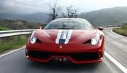La Ferrari 458 Speciale va-t-elle perdre la tête ?