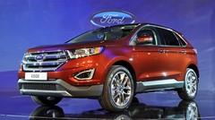 A bord du nouveau Ford Edge