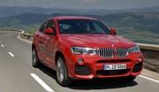 Essai BMW X4 35i : plus intéressant qu'un X6 ?