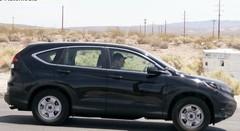 Honda CR-V : Facelift en approche !