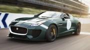 Jaguar F-Type Project 7 : Place à la (petite) série