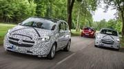 Opel Corsa 5 : commercialisation en fin d'année 2014