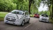 Opel annonce la nouvelle Corsa pour 2014