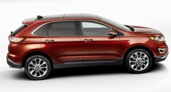Ford Edge (2015) : un nouveau SUV haut de gamme pour l'Europe