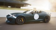 Jaguar F-Type Project 7 : Feu vert pour 250 unités