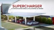 Tesla France annonce la mise en place de 2 Superchargeurs sur l'axe Paris-Nice
