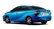 Voici la nouvelle Toyota à hydrogène !