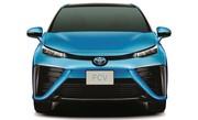 Les lignes de la Toyota à pile à hydrogène