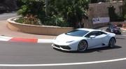 Essai Lamborghini Huracan LP 610-4