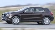 Essai Mercedes GLA 220 CDI 7G-DCT 4Matic Sensation : Vocation contrariée