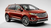 Ford Edge : le grand SUV arrive en Europe en 2015
