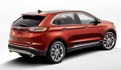 Ford révèle le Edge, un grand SUV high-tech