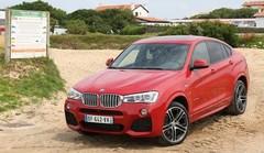 BMW X4 xDrive 30D M Sport 2014 L'Affaire Est Dans Le «Sac»
