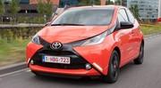 Essai Toyota Aygo 69 VVT-i x-cite : enfant terrible