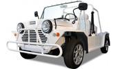 Le retour de la Mini Moke, en version électrique