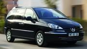 Peugeot va supprimer les 807 et 207+ du catalogue