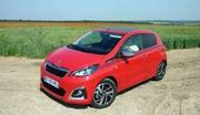 Essai Peugeot 108 : Avec un peu de sang neuf