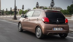 Essai de la Peugeot 108
