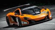 Goodwood FoS 2014 : McLaren 650S GT3