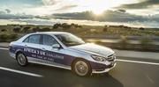 Mercedes : une Classe E parcourt 1968 kilomètres entre l'Afrique et l'Europe avec un seul plein