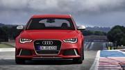 Audi prépare une RS 6 Avant Plus de 600 chevaux