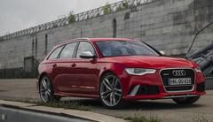 Audi RS6 Avant Plus, première fuite