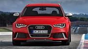 Audi : la RS6 Plus en fuite, 600 ch au programme !
