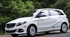 Pas de prolongateur d'autonomie sur la Mercedes classe B électrique, mais presque