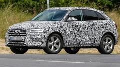 Bientôt un facelift pour l'Audi Q3 !