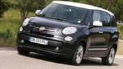 """Essai Fiat 500L Living : """"Il y en a un peu plus, j'vous l'mets quand même ?"""""""