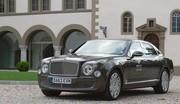 Essai Bentley Mulsanne: aristocrate