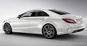 Mercedes CLS Night Package : offre enrichie
